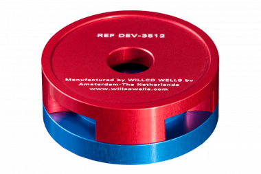 DEV-3512. Assembly device, to assemble your dishes 'Safe, Accurate, Quick and Easy'.
