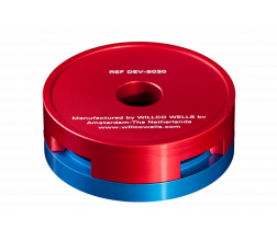 DEV-5030.  Size: 60x25mm. To bond the glass to the dish-bottom, Easy, Precise & Quick.