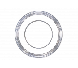 HBST-5030 dish, top view, glass aperture 30 mm.