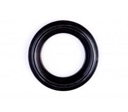 KIT-3522. Size: 35x10 mm. Bottom view. Glass aperture 22 mm.