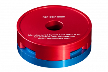 DEV-3522.  Assembly device, to assemble your kit dishes 'Safe, Accurate, Quick and Easy'.