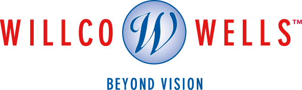 WillCo Wells B.V. logo met 'Beyond Vision'