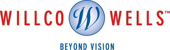 WillCo Wells B.V. logo met 'Beyond Vision'