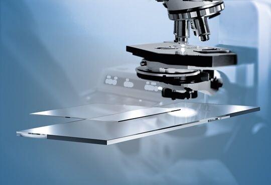 Microscope & Coverglass